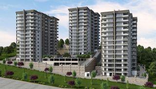 Appartements Au Centre Près des Commodités à Trabzon, Trabzon / Yomra