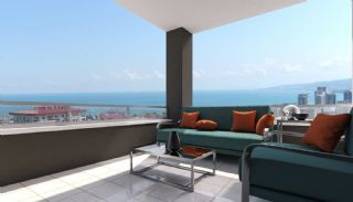 Central Apartments Close to All Amenities in Trabzon, Interior Photos-1