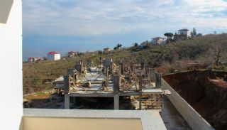 Unobscured Sea View Flats Close to All Amenities in Trabzon, Interior Photos-1
