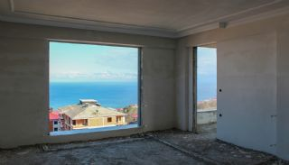 Unobscured Sea View Flats Close to All Amenities in Trabzon, Interior Photos-3