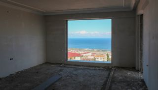 Unobscured Sea View Flats Close to All Amenities in Trabzon, Interior Photos-4