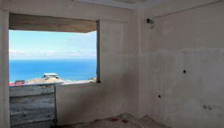 Unobscured Sea View Flats Close to All Amenities in Trabzon, Interior Photos-5