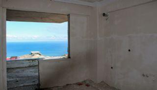Appartementen met zeezicht dicht bij alle voorzieningen in Trabzon, Interieur Foto-5