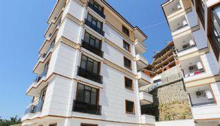 شقة دوبلكس جاهزة للسكن بإطلالة رائعة على البحر في طرابزون أراكلي, طرابزون / اراكله - video