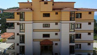 شقة دوبلكس جاهزة للسكن بإطلالة رائعة على البحر في طرابزون أراكلي, طرابزون / اراكله