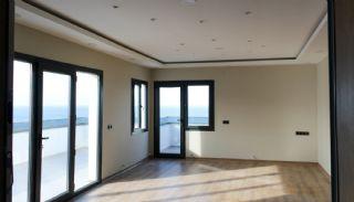 Sleutel klaar duplex appartement met prachtig uitzicht op zee in Trabzon, Interieur Foto-1