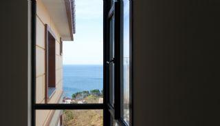 Sleutel klaar duplex appartement met prachtig uitzicht op zee in Trabzon, Interieur Foto-13