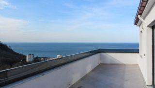 Sleutel klaar duplex appartement met prachtig uitzicht op zee in Trabzon, Interieur Foto-17