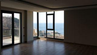 Sleutel klaar duplex appartement met prachtig uitzicht op zee in Trabzon, Interieur Foto-2
