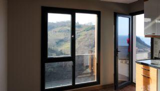 Sleutel klaar duplex appartement met prachtig uitzicht op zee in Trabzon, Interieur Foto-4