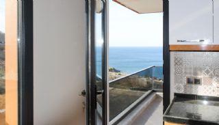 شقة دوبلكس جاهزة للسكن بإطلالة رائعة على البحر في طرابزون أراكلي, تصاوير المبنى من الداخل-5