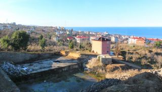Land for Sale with Uninterrupted Sea View in Trabzon, Trabzon / Center - video