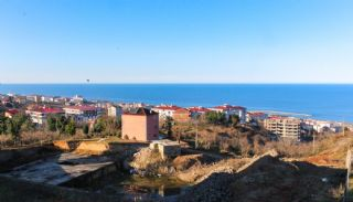 Land for Sale with Uninterrupted Sea View in Trabzon, Trabzon / Center