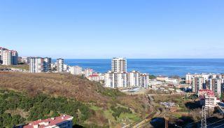Trabzon Kaşüstü'nde Site İçinde Deniz Manzaralı Daire, İç Fotoğraflar-18