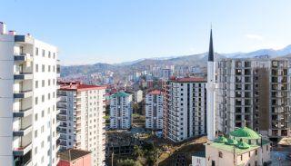 Trabzon Kaşüstü'nde Site İçinde Deniz Manzaralı Daire, İç Fotoğraflar-20