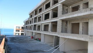 Investment Shops in Trabzon Across the University in Pelitli, Construction Photos-4