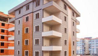 Helt nya Trabzon-lägenheter med utsikt över havet och staden, Trabzon / Ortahisar