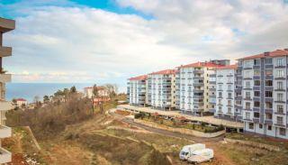 Helt nya Trabzon-lägenheter med utsikt över havet och staden, Interiör bilder-6