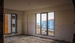 Helt nya Trabzon-lägenheter med utsikt över havet och staden, Interiör bilder-11