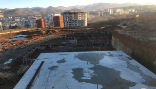 Familjelägenheter i Trabzon Yalıncık nära alla bekvämligheter, Byggbilder-3