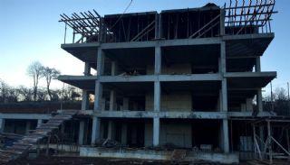 Familjelägenheter i Trabzon Yalıncık nära alla bekvämligheter, Byggbilder-5