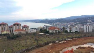 Familjelägenheter i Trabzon Yalıncık nära alla bekvämligheter, Byggbilder-7