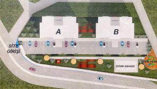 Просторные Квартиры по Доступным Ценам в Трабзоне, Планировка -1