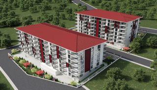 Appartementen in een beveiligd project in Trabzon, Trabzon / Ortahisar - video