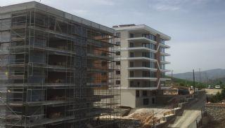 Väl belägna Bostanci-lägenheter med havsutsikt, Byggbilder-3