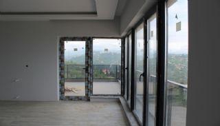 Väl belägna Bostanci-lägenheter med havsutsikt, Interiör bilder-3