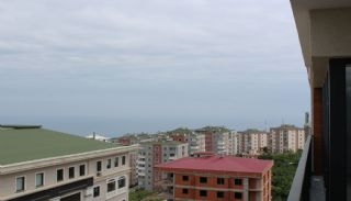 Väl belägna Bostanci-lägenheter med havsutsikt, Interiör bilder-8
