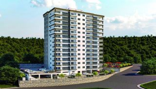 Trabzon Flats in Kaşüstü in a Family Oriented Complex, Trabzon / Center - video