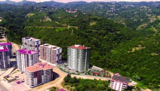 Trabzon Flats in Kaşüstü in a Family Oriented Complex, Trabzon / Center