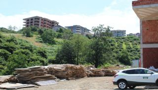 Central 3+1 Apartments with Sea and Nature Views in Trabzon, Construction Photos-4
