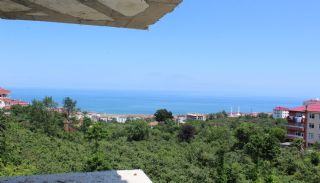 Central 3+1 Apartments with Sea and Nature Views in Trabzon, Construction Photos-6