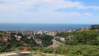 Trabzon Bahçecik'te Doğayla İç İçe Deniz Manzaralı Daireler, Trabzon / Merkez - video