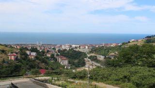 Trabzon Bahçecik'te Doğayla İç İçe Deniz Manzaralı Daireler, Trabzon / Merkez