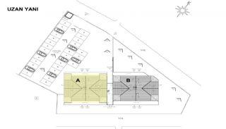 Bursa Nilüfer'de Yatırım Fırsatı Sunan Hazır Kiracılı Dükkan, Kat Planları-1