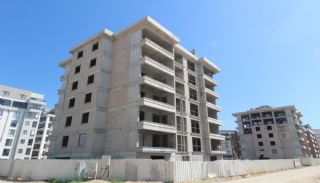 Brand-New Bursa Properties in a Boutique Complex in Nilüfer, Construction Photos-1
