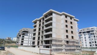 Brand-New Bursa Properties in a Boutique Complex in Nilüfer, Construction Photos-2