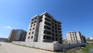 Brand-New Bursa Properties in a Boutique Complex in Nilüfer, Construction Photos-5
