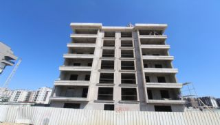 Brand-New Bursa Properties in a Boutique Complex in Nilüfer, Construction Photos-9