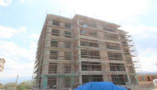 Moderna lägenheter till salu i ett säkert komplex i Bursa, Byggbilder-1
