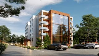 Moderna lägenheter till salu i ett säkert komplex i Bursa, Bursa / Nilufer - video