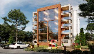 Modernes Appartements à Vendre En Complexe Sécurisé à Bursa, Bursa / Nilufer - video