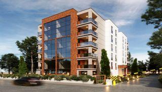 Moderna lägenheter till salu i ett säkert komplex i Bursa, Bursa / Nilufer
