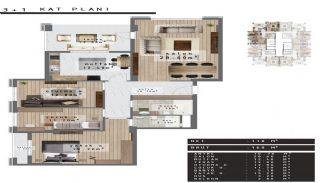Zentral gelegene Luxus Immobilien Bursa Nilüfer, Immobilienplaene-3