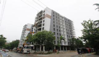 Luxueux Appartements à Bursa au Cœur de la Ville,  Photos de Construction-1