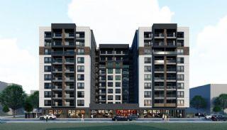 Luxueux Appartements à Bursa au Cœur de la Ville, Bursa / Nilufer - video
