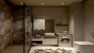 Luxueux Appartements à Bursa au Cœur de la Ville, Photo Interieur-9